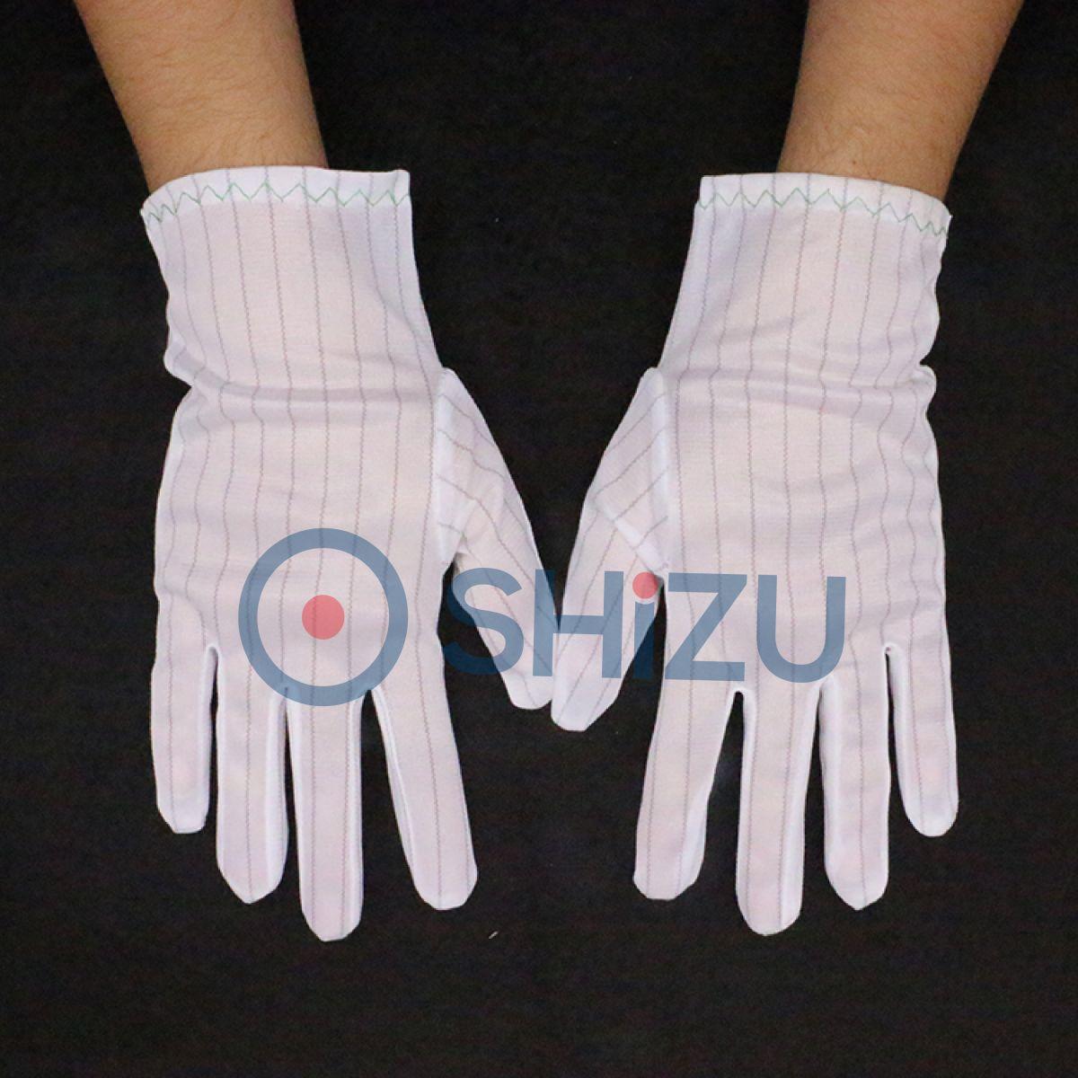 Găng tay sọc chống tĩnh điện