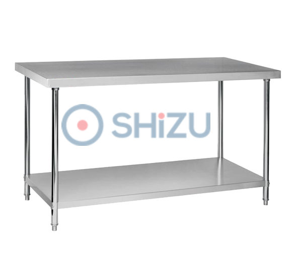 Stainless Steel table SHIZU